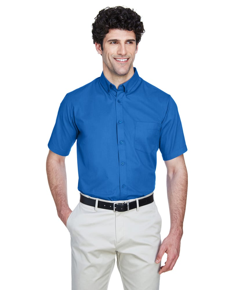 Ash City Core 365 88194 - Optimum Core 365™ Men's Short Sleeve Twill Shirts