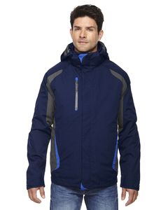 Ash City North End 88195 - Height Mens3-In-1 Jackets With Insulated Liner