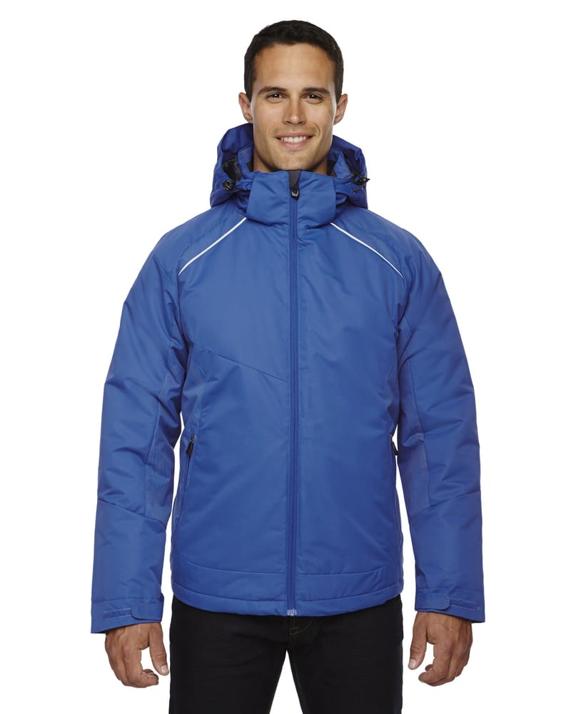 Ash City North End 88197 - Linear Men'sInsulated Jackets With Print