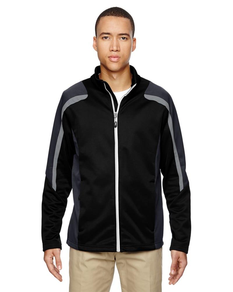 Ash City North End 88201 - Strike Men's Colour-Block Fleece Jacket