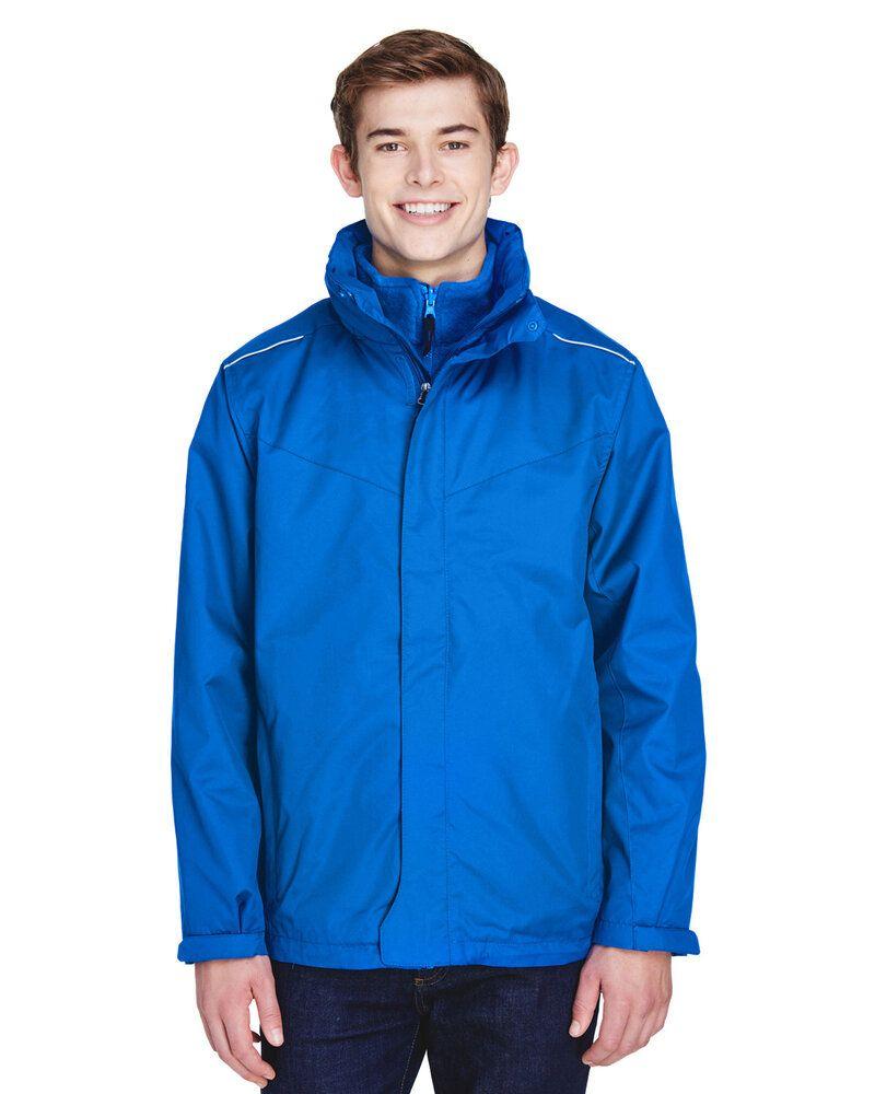 Ash City Core 365 88205 - Region Men's 3-In-1 Jackets With Fleece Liner