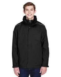 Core 365 88205T - Veste Région Tall 3-In-1 With Fleece Liner (vestes 3-en-1 avec doublure polaire)