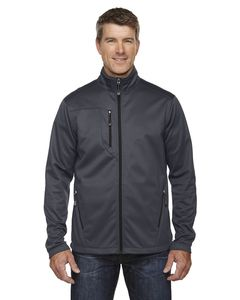 North End 88213 - Veste polaire imprimée Trace