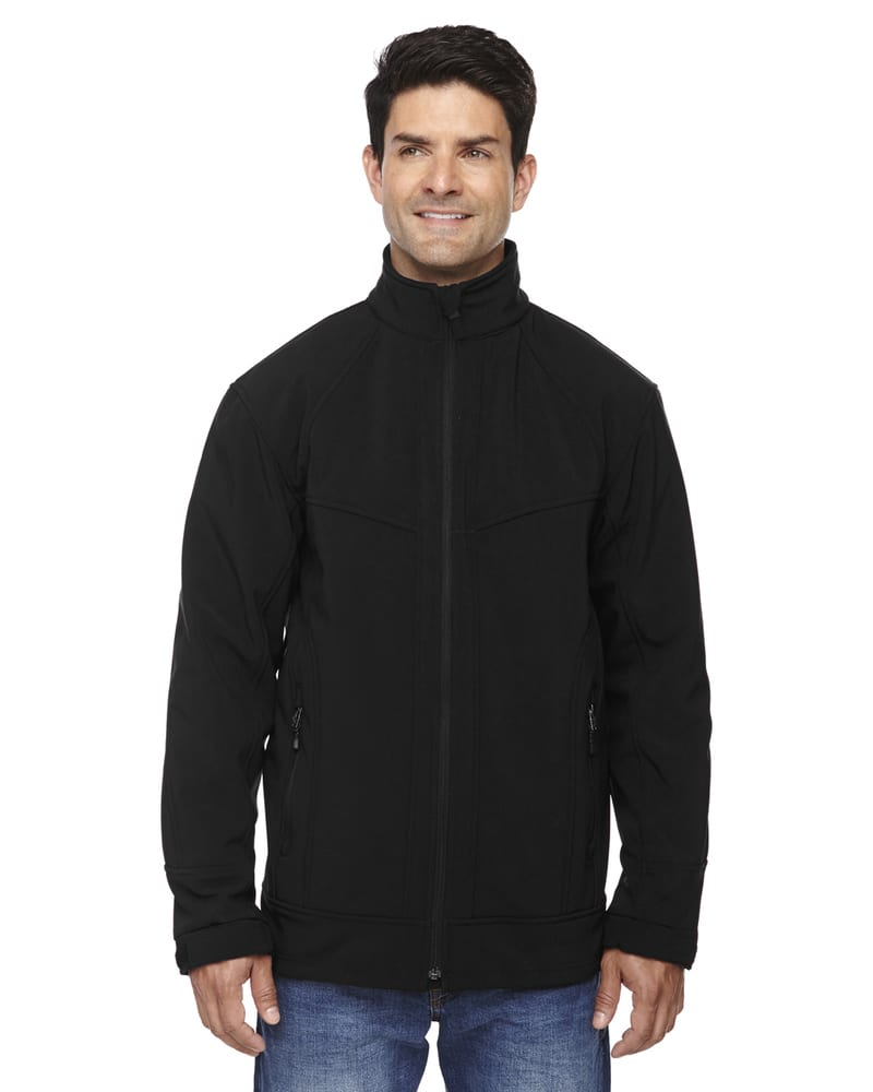 Ash City North End 88604 - Men's 3-Layer Soft Shell Jacket