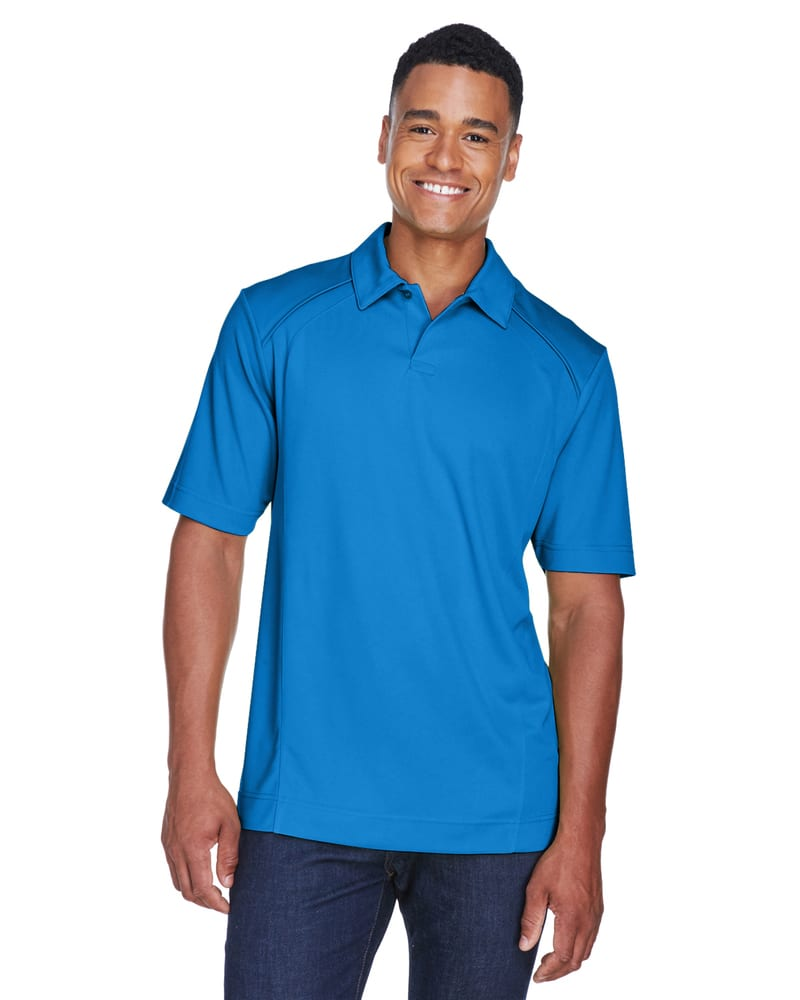 Ash City North End 88632 - Men's Recycled Polyester Performance Pique Polo