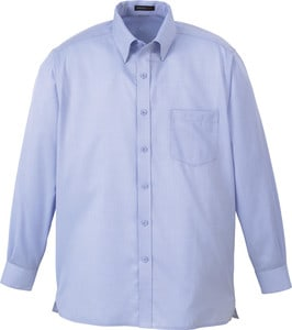 Ash City North End 88635 - Legacy Mens Wrinkle Free 2-Ply 80'S Cotton Jacquard Taped Shirt