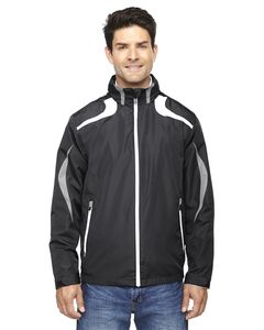 Ash City North End 88644 - Mens Active Lite Color-Block Jacket