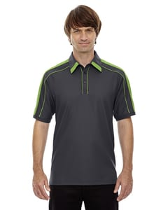 Ash City North End 88648 - Polo Performance Pour Homme En Piqué De Polyester