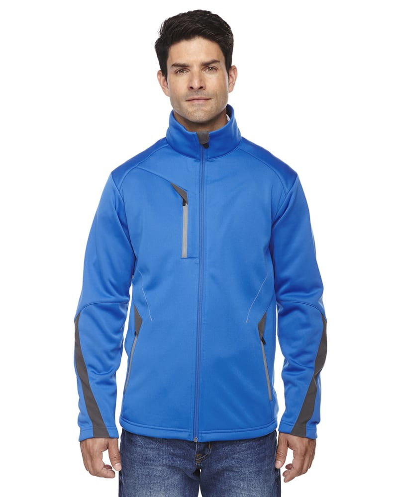 Ash City North End 88649 - Escape Men's Bonded Fleece Jacket