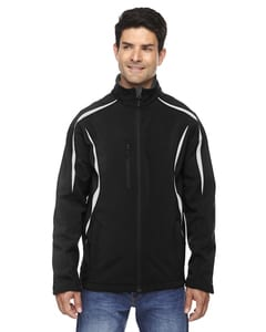 Ash City North End 88650 - Enzo Mens Color-Block Soft Shell Jacket