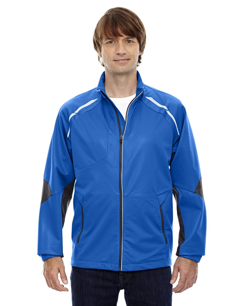 Ash City North End 88654 - Dynamo Men's Hybrid Performance Soft Shell Jacket