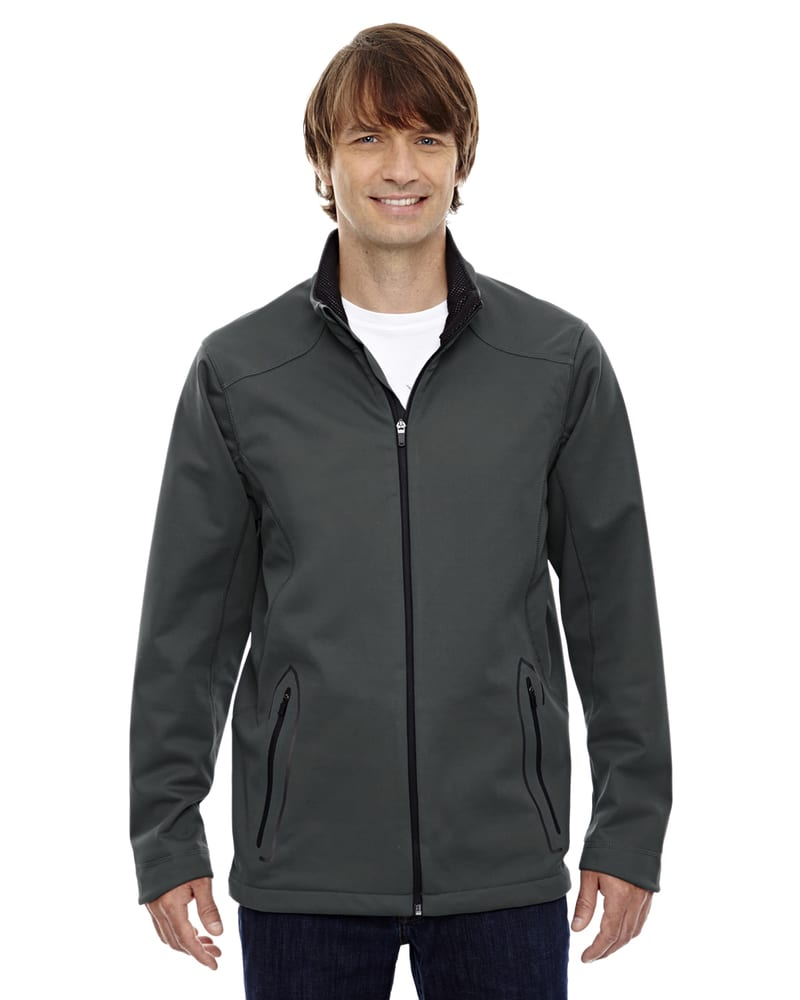 Ash City North End 88655 - Splice Men's Soft Shell Jacket With Laser Welding
