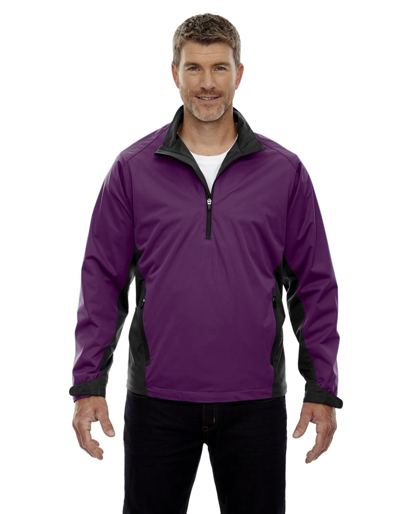 Ash City Vintage 88656 - Paragon Men's Laminated Performance Stretch Windshirt
