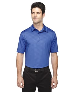 Ash City North End 88659 - Maze Polo Performance Extensible Pour Homme Avec Impression En Relief