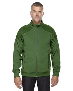 Ash City North End 88660 - Evoke Manteau Pour Homme En Molleton Contrecollé