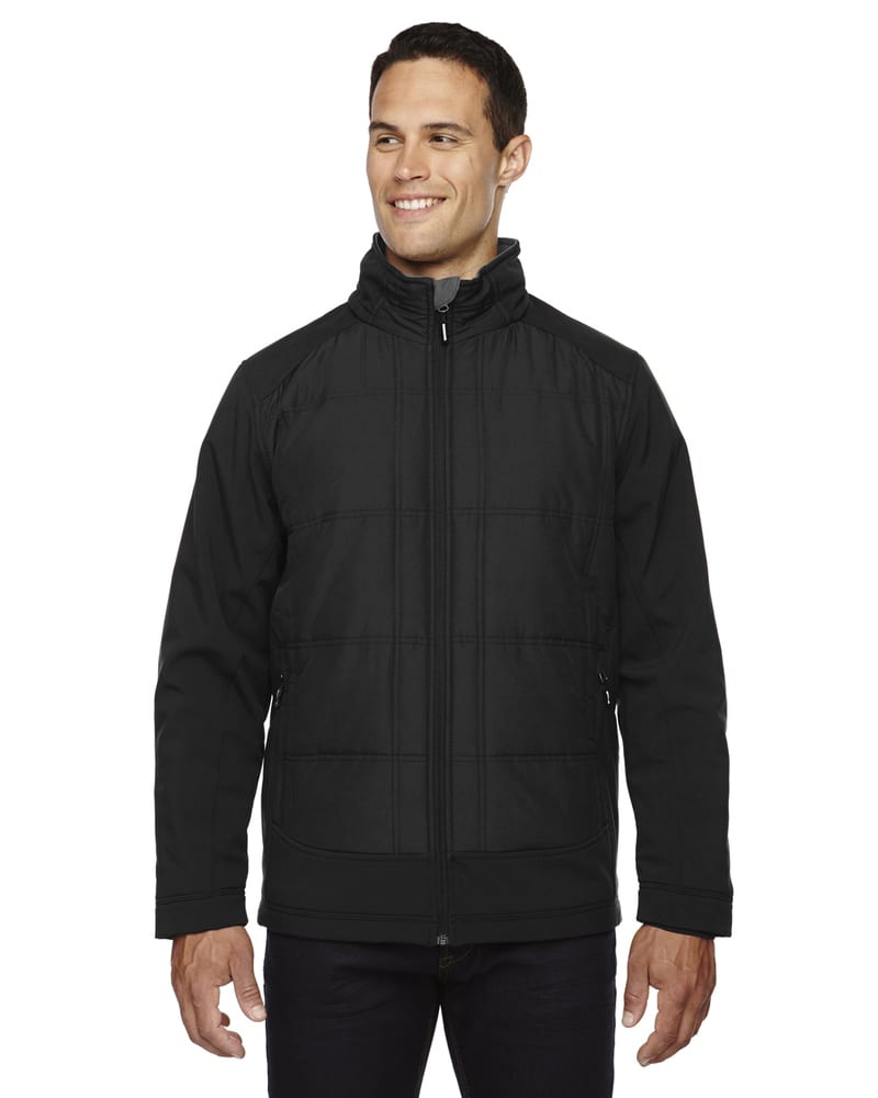 Ash City North End 88661 - Neo Men's Insulated Hybrid Soft Shell Jackets