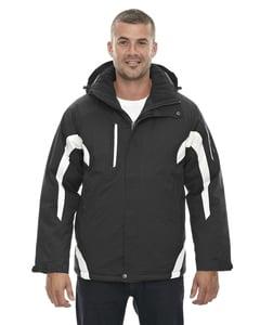 Ash City North End 88664 - Apex MensInsulated Seam-Sealed Jacket