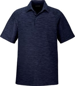 Ash City North End 88668 - Barcode Polo Performance Extensible Pour Homme