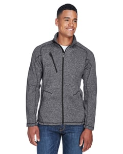 Ash City North End 88669 - Peak Mens Sweater Fleece Jacket