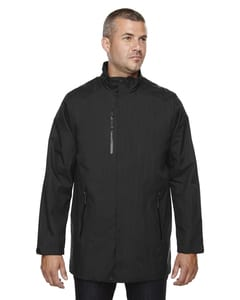 Ash City North End 88670 - MetropolitanMensLightweight City Length Jacket