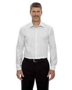 Ash City Vintage 88674 - Boardwalk Mens Wrinkle Free 2-Ply 80'S Cotton Striped Taped Shirt
