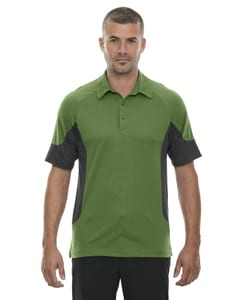 Ash City North End 88677 - REFRESH MENS UTK cool.logikTM PERFORMANCE MELANGE JERSEY POLO
