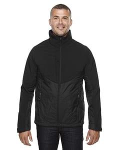 Ash City North End 88679 - Innovate MensHybrid Insulated Soft Shell Jacket