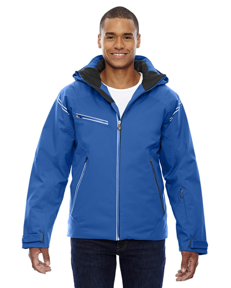 Ash City North End 88680 - Ventilate Men'sSeam-Sealed Insulated Jacket