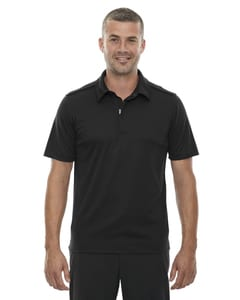 North End Sport Red 88682 - Polo Homme Evap Quick Dry Performance