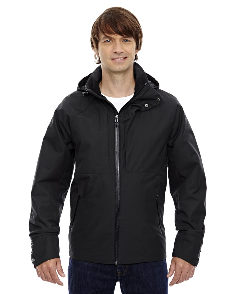 Ash City North End 88685 - Skyline Men's City Twill Insulated Jackets With Heat Reflect Technology