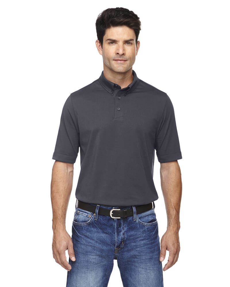 Ash City North End 88687 - WEEKEND MEN'S COTTON BLEND UTK cool.logikTM PERFORMANCE POLO