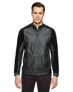 Ash City North End 88695 - Borough Mens Lightweight Jacket With Laser Perforation