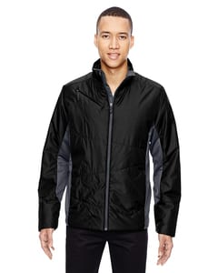 Ash City North End 88696 - Immerge Mens Insulated Hybrid Jackets With Heat Reflect Technology