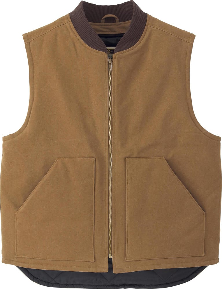 Ash City Vintage 88704 - Men's Cotton Insulated Vest