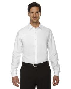 Ash City Vintage 88804 - Rejuvenate Chemises Performance Avec Manches À Rouler Pour Homme