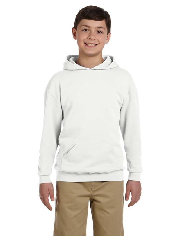 Jerzees 996Y - Youth 8 oz., 50/50 NuBlend® Fleece Pullover Hood