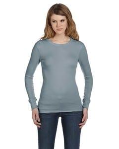 Bella+Canvas B8500 - t-shirt thermique pour femme à manches longues