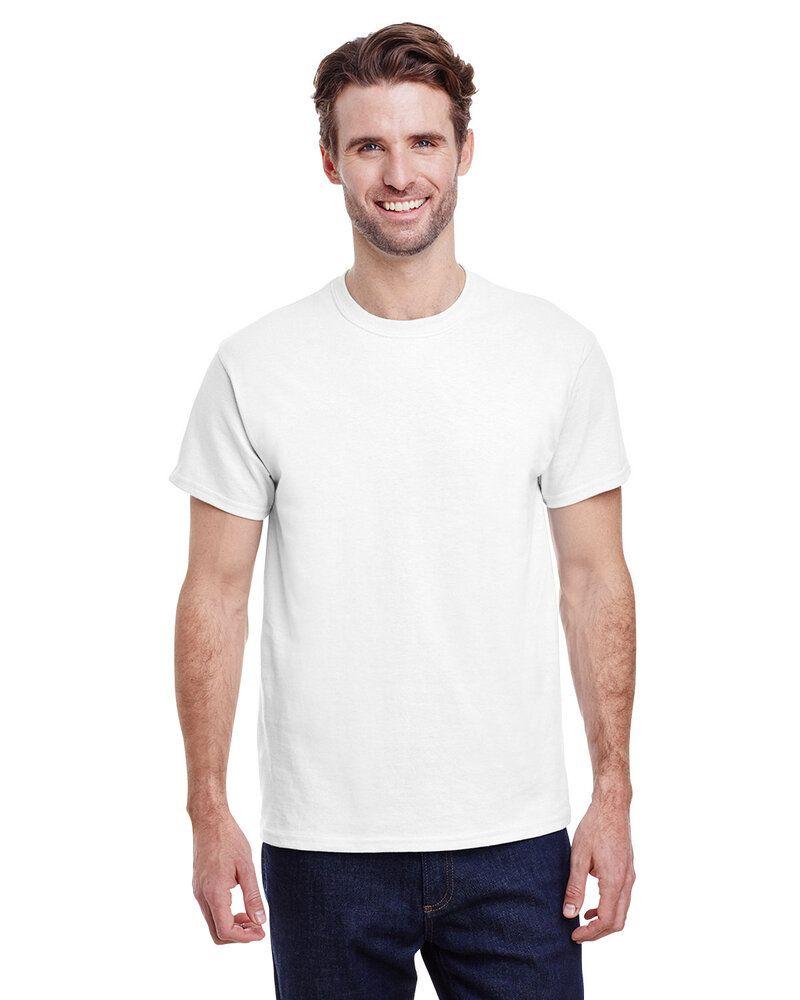 Gildan G200 - T-shirt Ultra CottonMD, 6 oz de MD(2000)