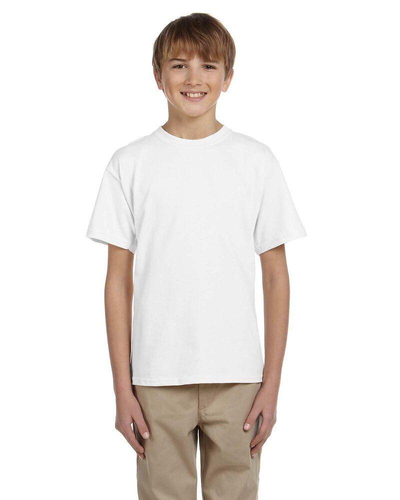 Gildan G200B - T-shirt 6 oz. en Ultra Cotton® pour jeunes