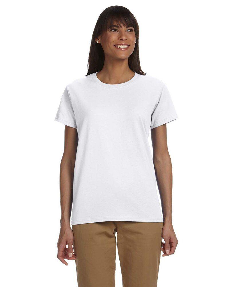 Gildan G200L - T-shirt 6 oz. pour femmes en Ultra Cotton