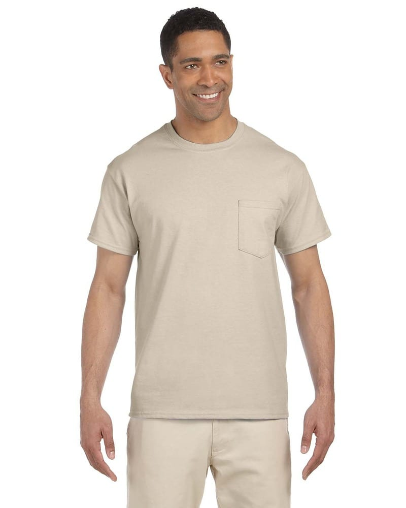 Gildan G230 - T-shirt avec poche Ultra CottonMD, 10 oz de MD (2300)