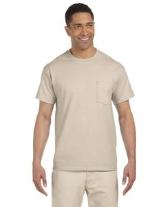 Gildan G230 - T-shirt à poche en coton Ultra Cotton® 6 Oz. Pocket T-Shirt (2300)