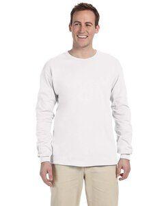 Gildan G240 - T-shirt à manches longues en coton Ultra Cotton® 6 oz. T-Shirt à manches longues (2400)