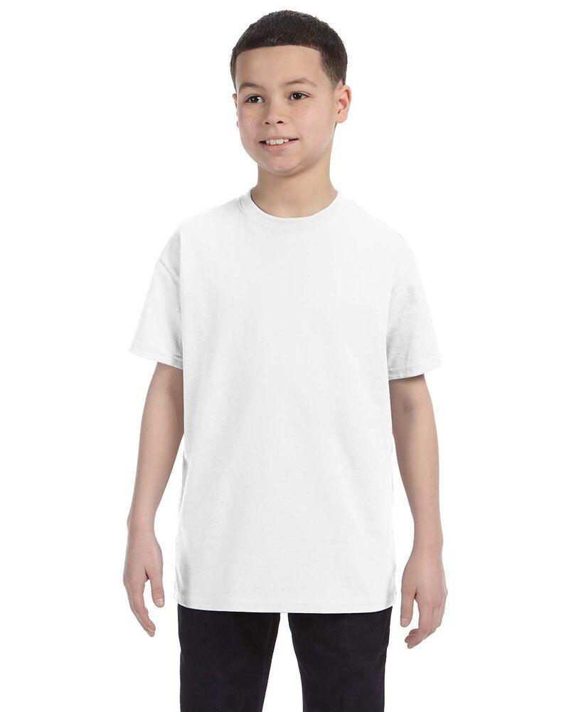 Gildan G500B - T-Shirt pour jeunes en Coton Lourd™