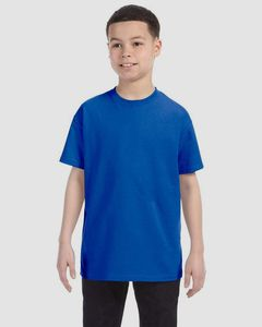 Gildan G500B - T-shirt pour enfant Heavy CottonMD, 8,9 oz de MD (5000B)