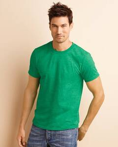 Gildan G640 - T-shirt SoftstyleMD, 7,5 oz de MD