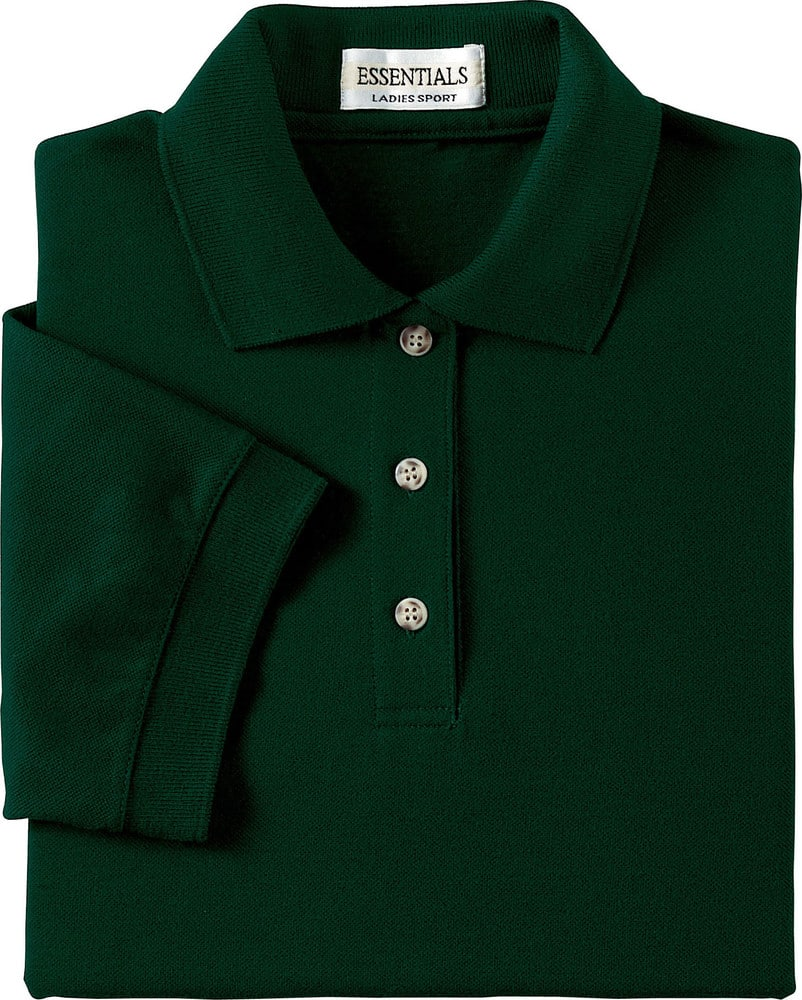 Ash City Vintage 125220 - Ladies' Pique Polo