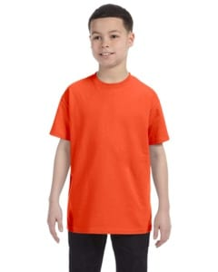 Jerzees 29B - T-shirt pour enfant HEAVYWEIGHT BLENDMC 50/50, 9,3 oz deMC