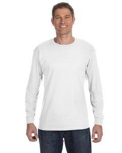 Jerzees 29L - T-shirt à manches longues, 50/50 Blend™ épais, 5,6 oz.
