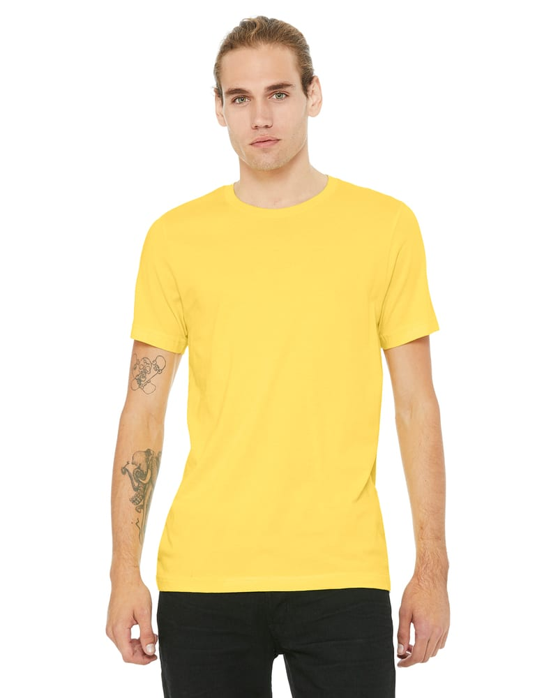 Bella+Canvas 3001C - Unisex  Jersey Short-Sleeve T-Shirt